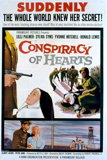 Poster of Conspiracy of Hearts
