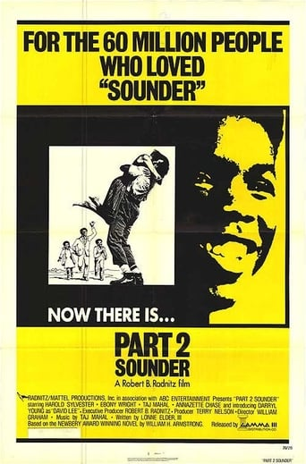 Poster of Sounder, part 2