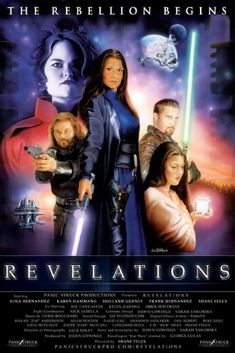 Poster of Star Wars: Revelations