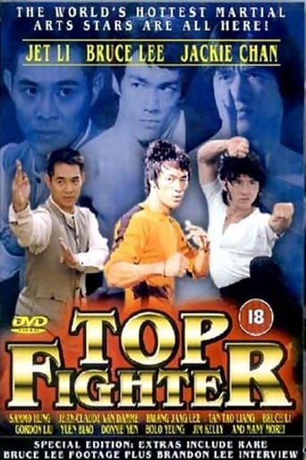 Poster of Top Fighter