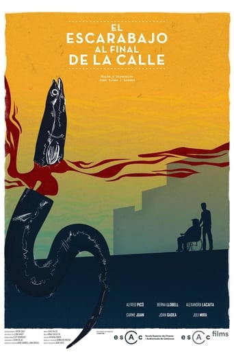 Poster of The Beetle at the End of the Street