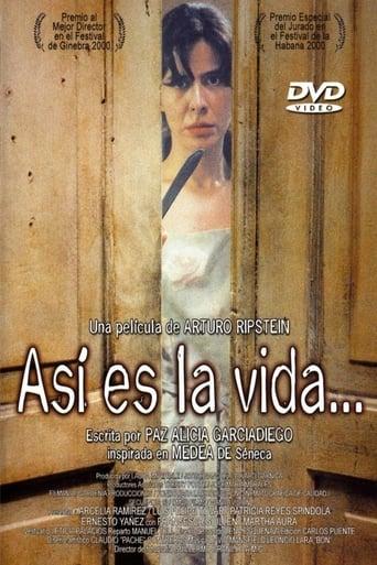 Poster of Así es la vida...