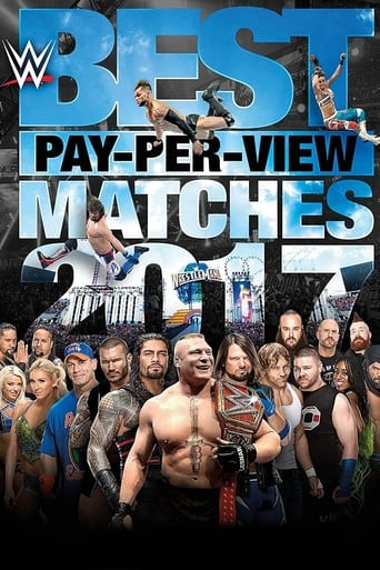 Poster of WWE Best Pay-Per-View Matches 2017