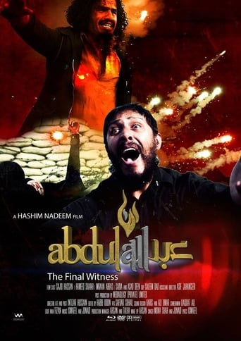 Poster of Abdullah : The Final Witness