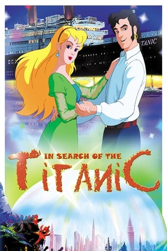 Poster of In Search of the Titanic