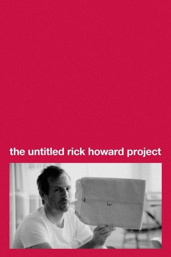 The Untitled Rick Howard Project poster