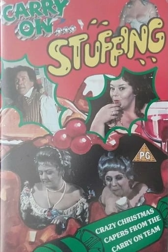 Poster of Carry on Christmas (or Carry On Stuffing)