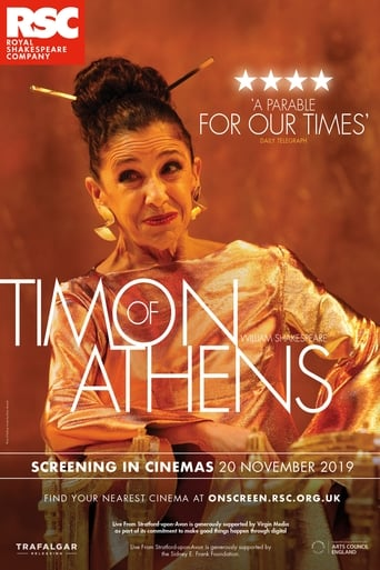 Poster of RSC Live: Timon of Athens