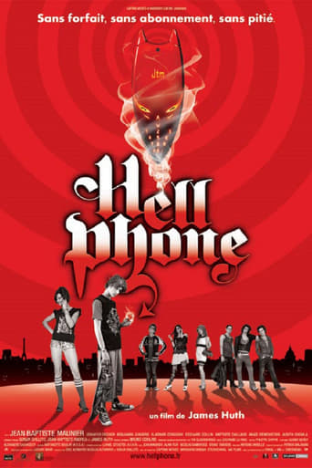 Poster of Hellphone
