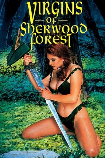 Poster of Virgins of Sherwood Forest