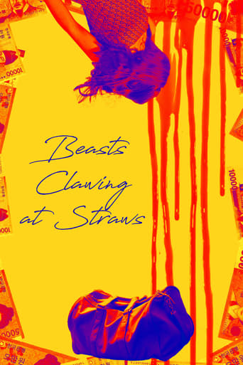 Poster of Beasts Clawing at Straws