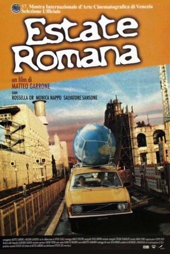 Poster of Roman Summer