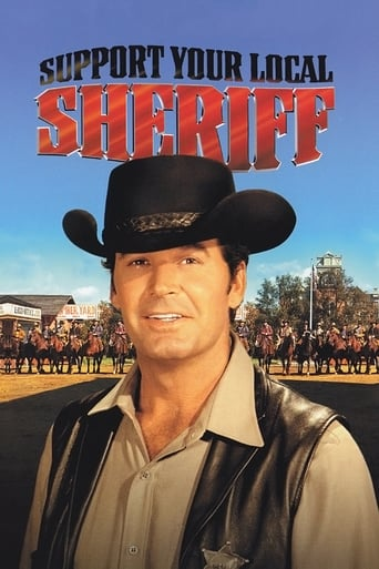 Poster of Support Your Local Sheriff!