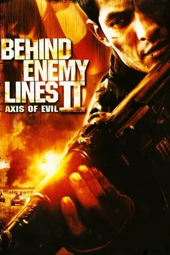 Poster of Behind Enemy Lines II: Axis of Evil
