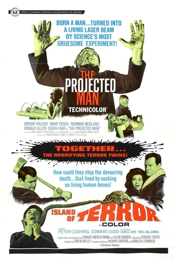 Poster of The Projected Man