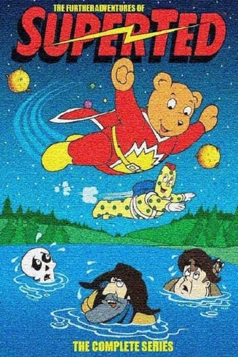 Poster of The Further Adventures of SuperTed
