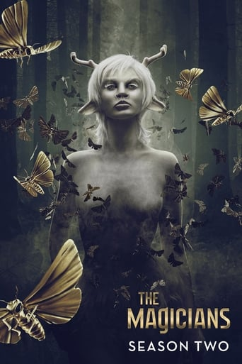 Magai / The Magicians (2017) 2 Sezonas EN