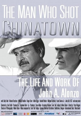 Poster of The Man Who Shot Chinatown: The Life and Work of John A. Alonzo