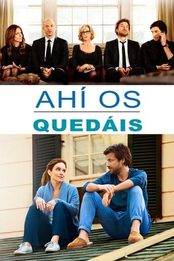Poster of Ahí os quedáis