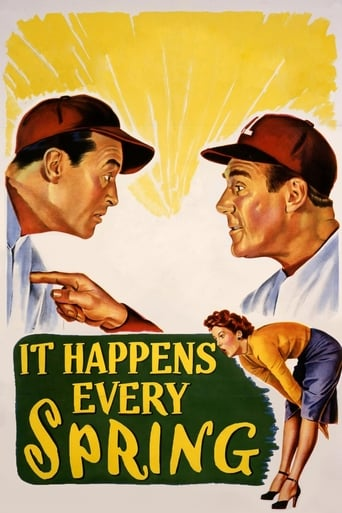Poster of It  Happens Every Spring