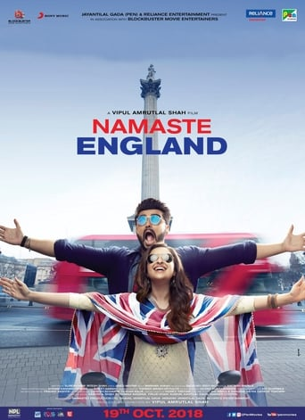 Poster of Namaste England