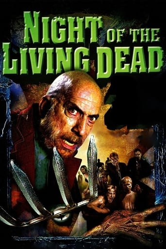 Poster of Night of the Living Dead 3D