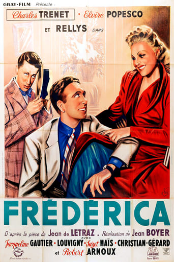 Poster of Frédérica