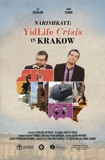 Poster of Narishkayt: YidLife Crisis in Krakow
