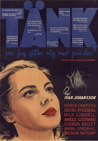 Poster of Tänk, om jag gifter mig med prästen