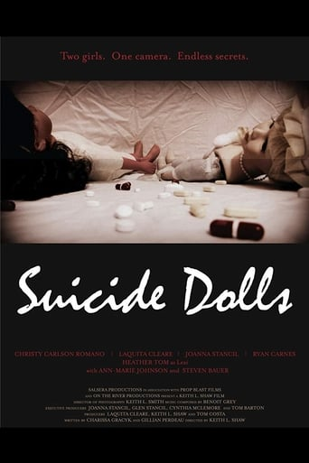 Poster of Suicide Dolls