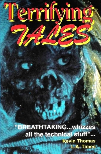 Poster of Terrifying Tales