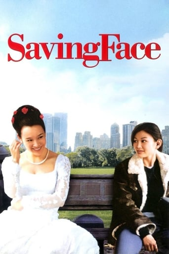 Poster of Saving Face