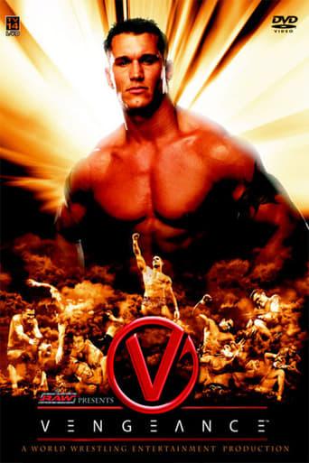 Poster of WWE Vengeance 2004