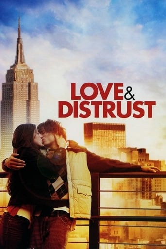 Poster of Love and Distrust