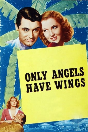 Poster of Only Angels Have Wings