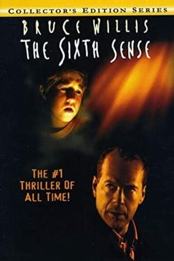 Poster of Music and Sound Design of 'The Sixth Sense'