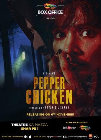 Poster of Pepper Chicken