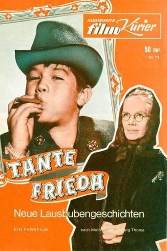 Poster of Tante Frieda - Neue Lausbubengeschichten