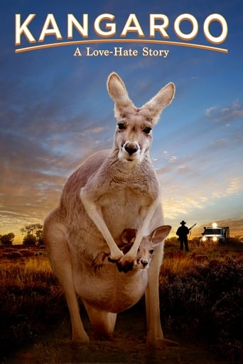 Poster of Kangaroo: A Love-Hate Story