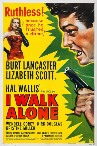 Poster of I Walk Alone