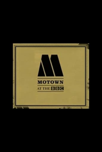 Poster of Motown at the BBC