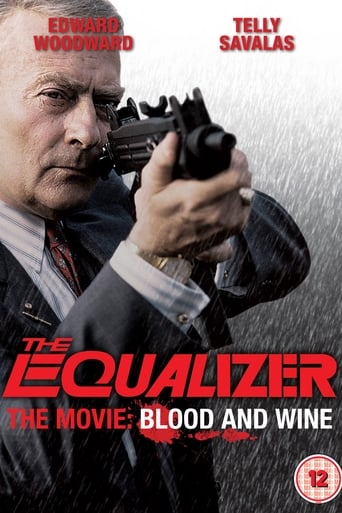 Poster of The Equalizer - The Movie: Blood & Wine
