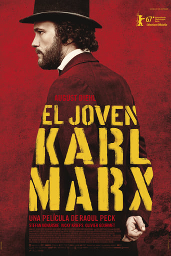 Poster of El joven Karl Marx