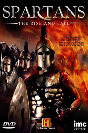 Poster of Rise and Fall of the Spartans