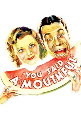 Poster of You Said a Mouthful