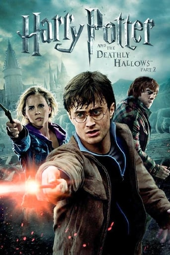 poster Harry Potter and the Deathly Hallows: Part 2 – Harry Potter si Talismanele Mortii: Partea 2 (2010)