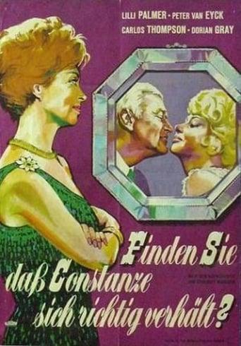 Poster of Finden Sie, daß Constanze sich richtig verhält?