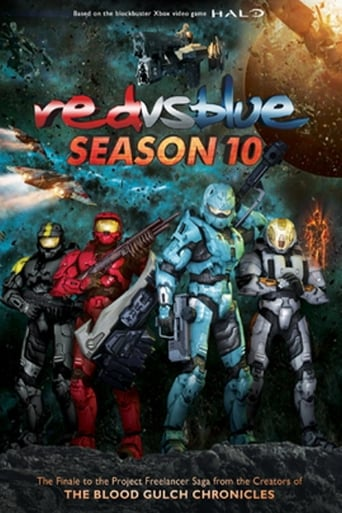 Poster of Red Vs. Blue: Season 10