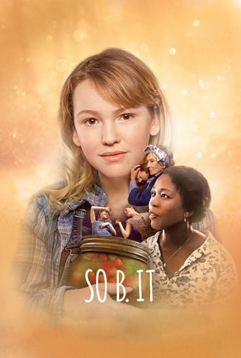 Poster of So B. It