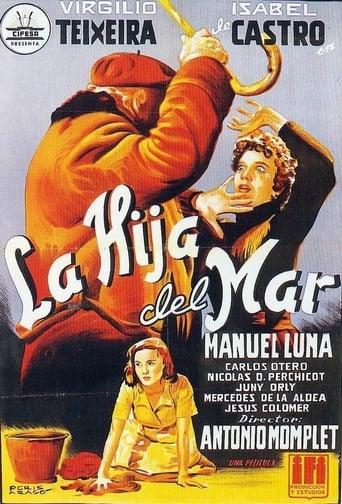 Poster of La hija del mar